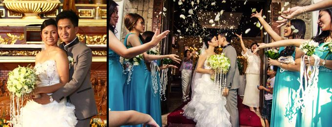 Lei & Vicky Wedding by Bodahaus - 016