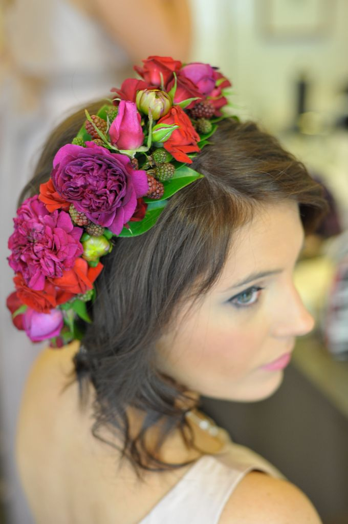 Bridal Party by Affair with George  Florals & Event Styling - 015