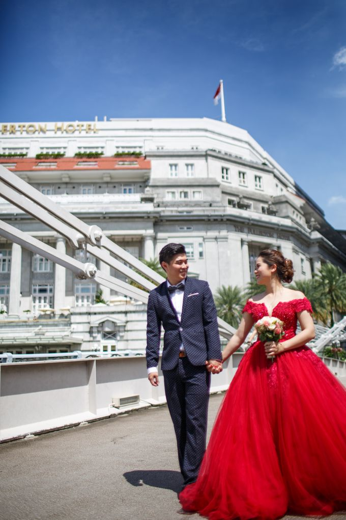 Pre-Wedding Singapore by Weili Yip Creations - 003