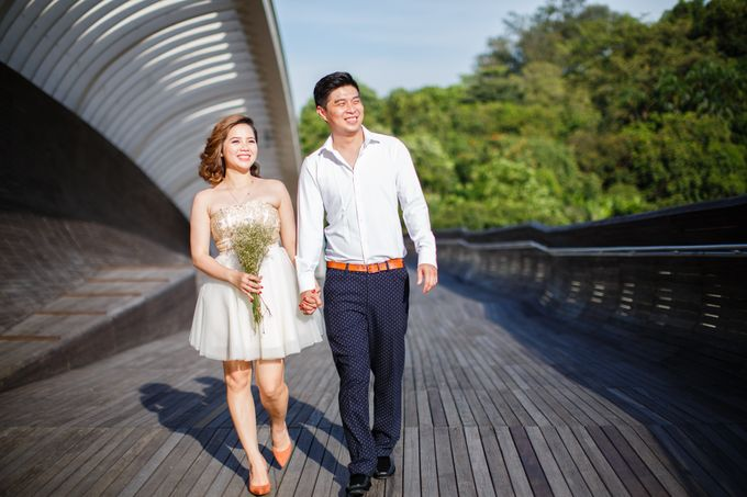 Pre-Wedding Singapore by Weili Yip Creations - 006