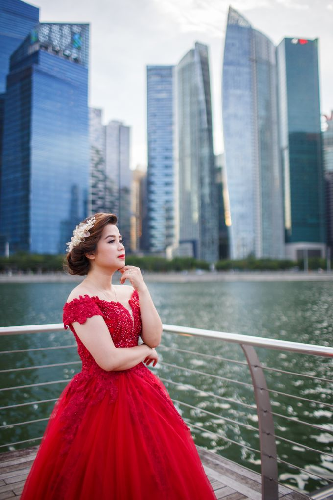 Pre-Wedding Singapore by Weili Yip Creations - 008