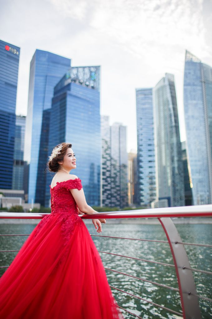 Pre-Wedding Singapore by Weili Yip Creations - 009