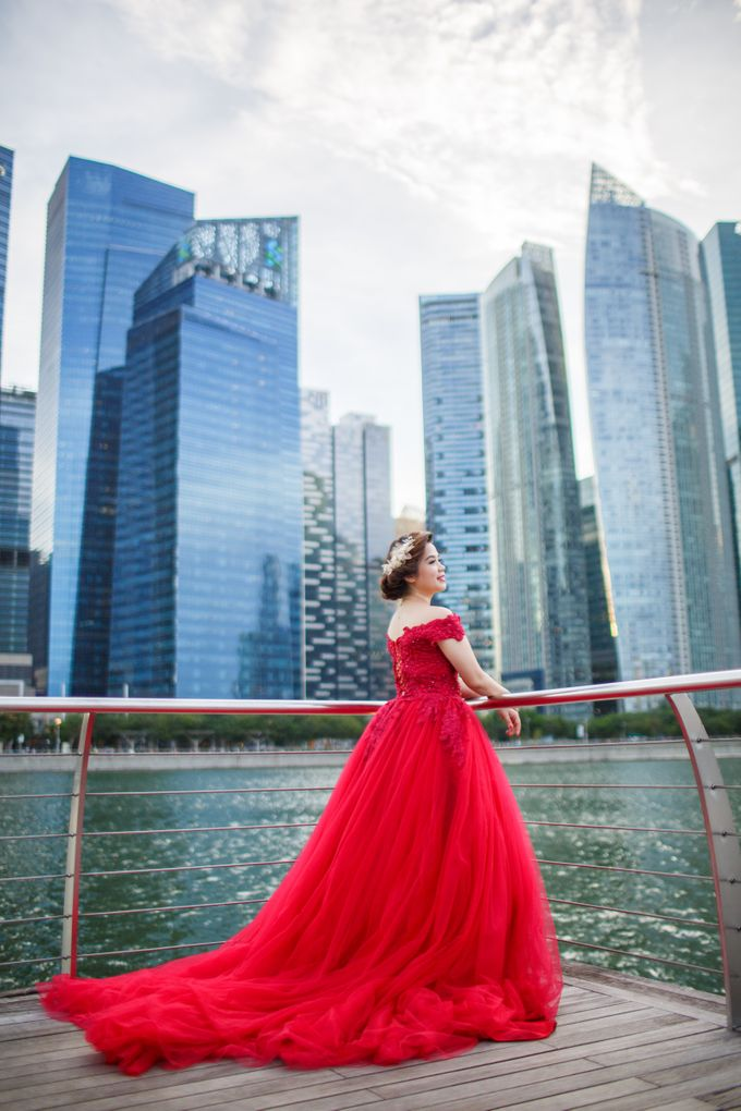 Pre-Wedding Singapore by Weili Yip Creations - 010