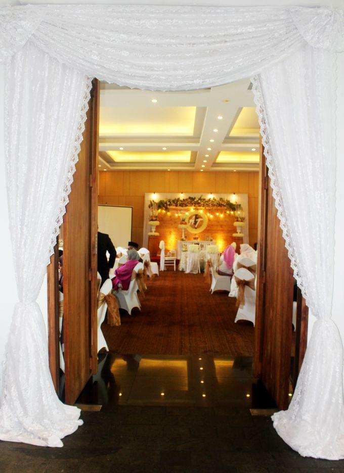 Wedding Mr Teguh & Mrs Azza by B'steak Function Hall - 002