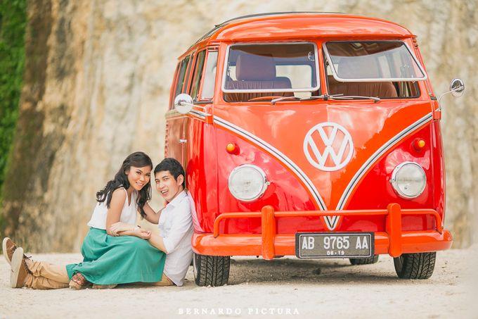 Wibi and Eca Prewedding by paul make up artist - 005
