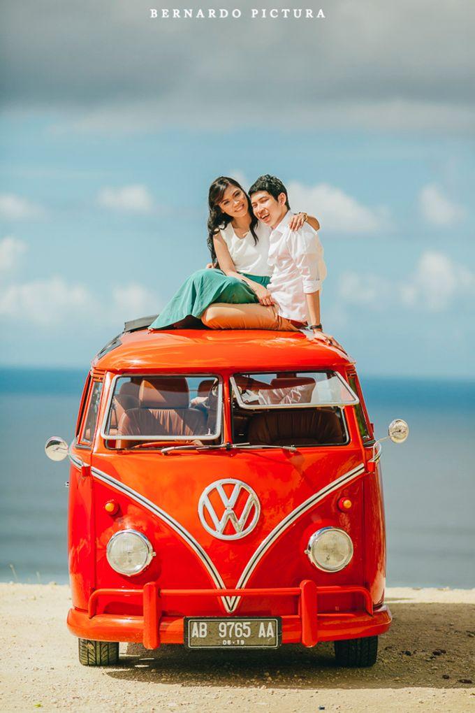 Wibi and Eca Prewedding by paul make up artist - 007