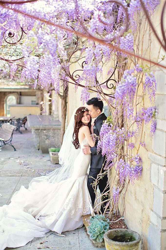 Bobby and Ruth concertlike wedding and dreamy Prewedding by Wong Hang Distinguished Tailor - 003