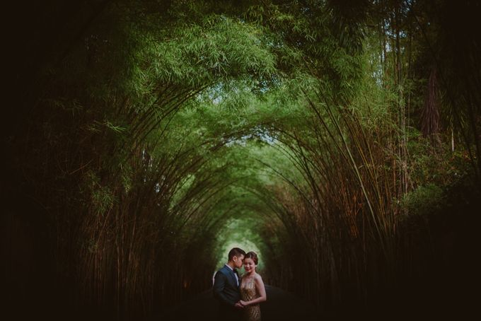 Kerwin & Chrisjane - Pre wedding at Bali by Snap Story Pictures - 001