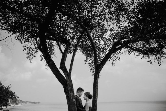 Kerwin & Chrisjane - Pre wedding at Bali by Snap Story Pictures - 006