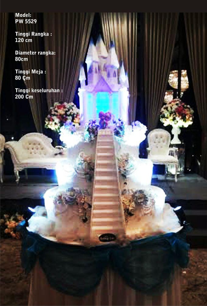 wedding cake by Pelangi Cake - 001