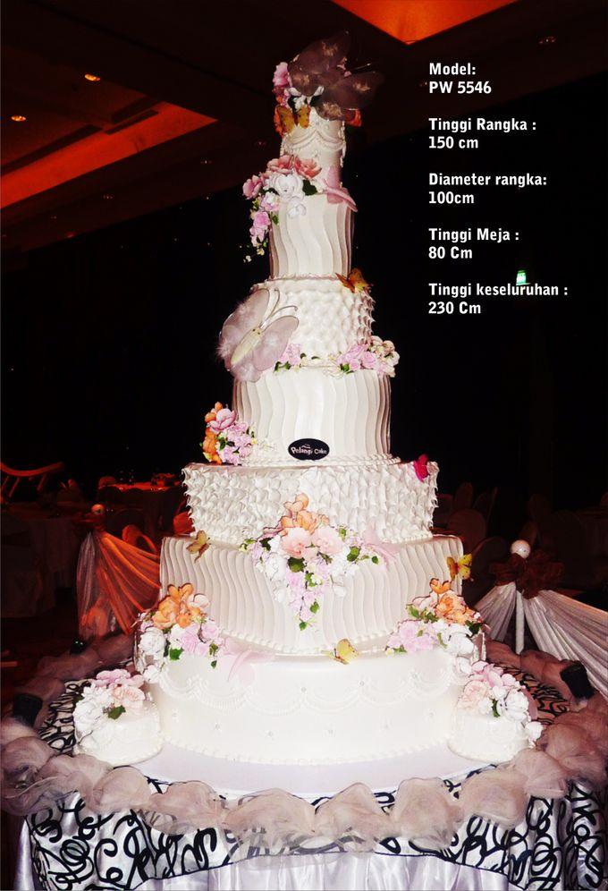 wedding cake by Pelangi Cake - 007