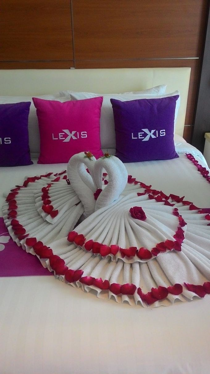 Special Room Decorations by Lexis Suites Penang - 005