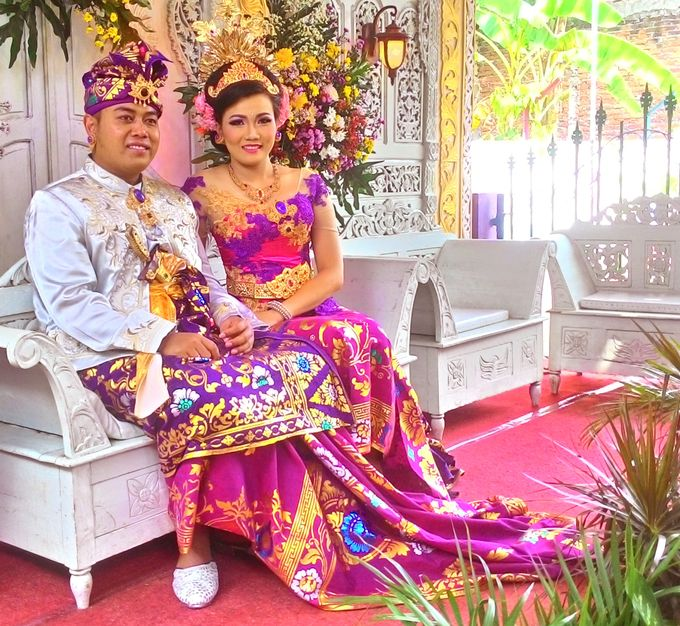 Wedding Resepsi Ni Putu Eka & Jati by Manindra Event Organizer - 001