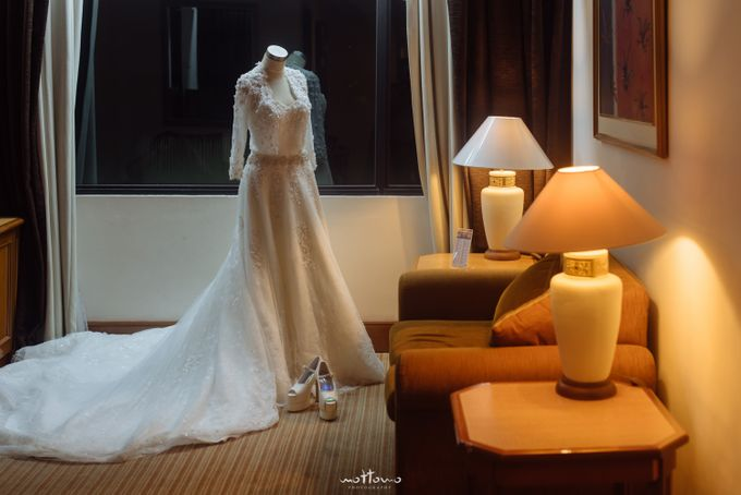 Paulus & Maria Wedding by Artinie - 004