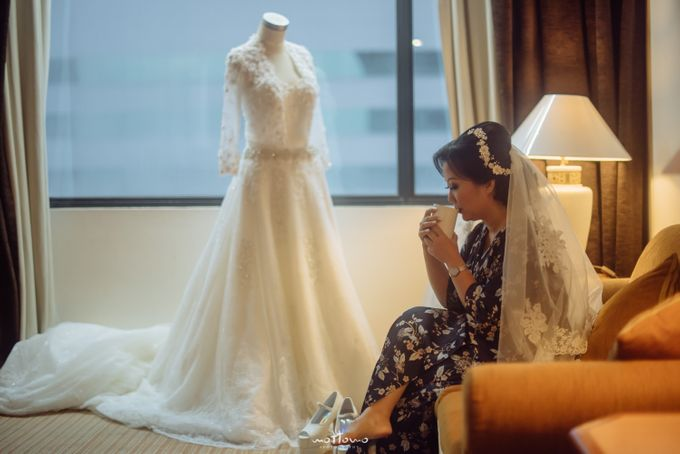 Paulus & Maria Wedding by Artinie - 005