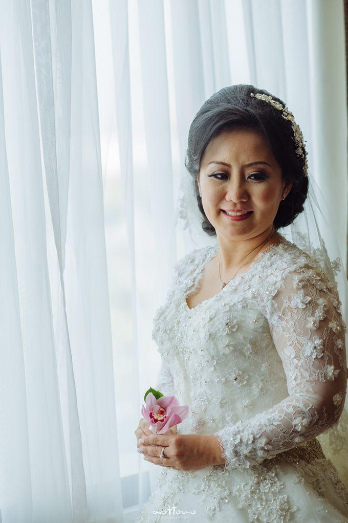 Paulus & Maria Wedding by Artinie - 008