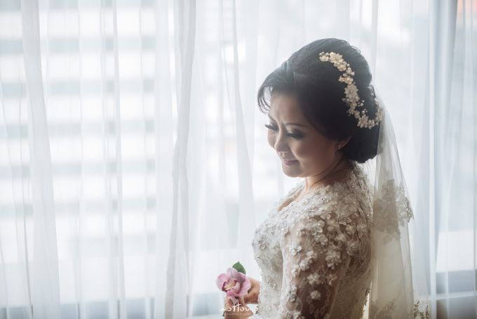 Paulus & Maria Wedding by Artinie - 009