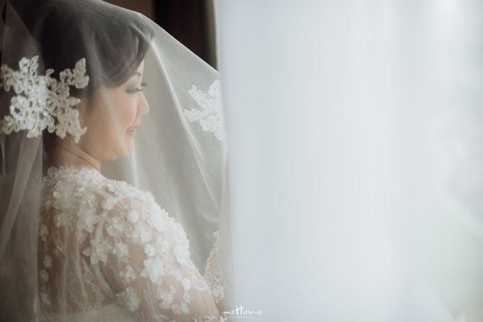 Paulus & Maria Wedding by Artinie - 011