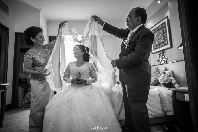 Paulus & Maria Wedding by Artinie - 012