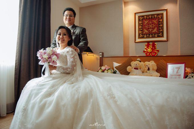 Paulus & Maria Wedding by Artinie - 013