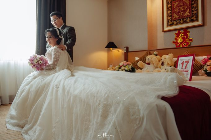 Paulus & Maria Wedding by Artinie - 014