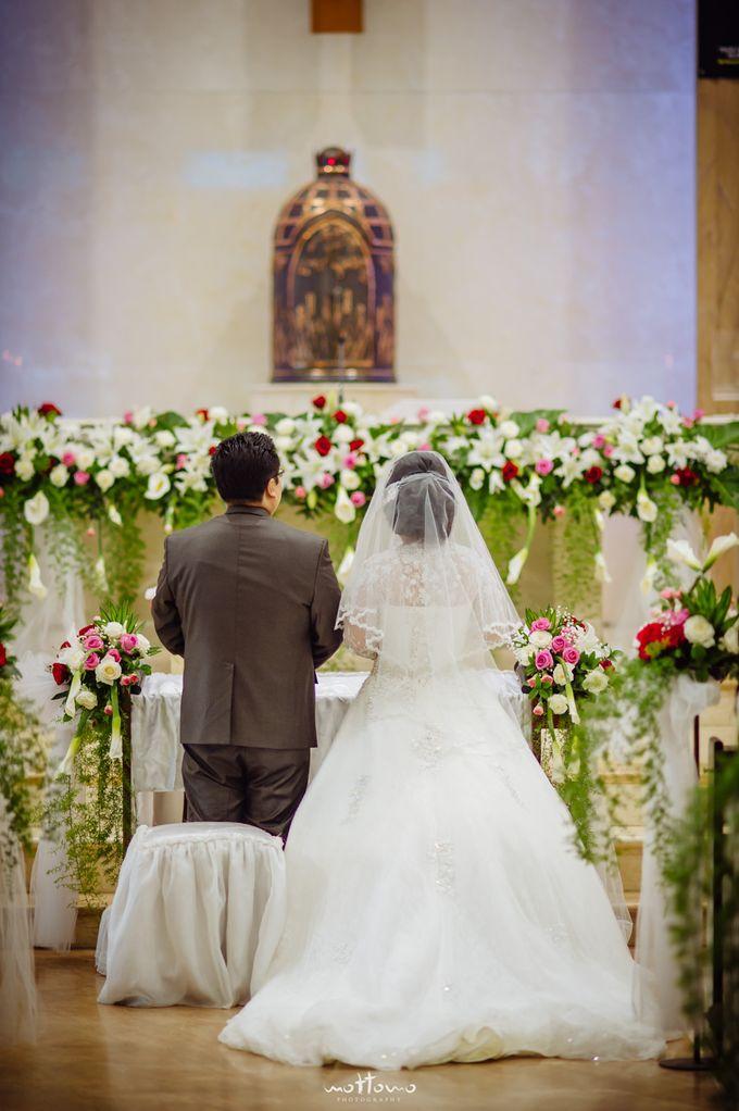 Paulus & Maria Wedding by Artinie - 015