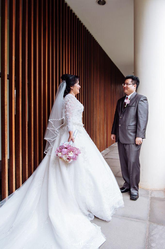 Paulus & Maria Wedding by Artinie - 016