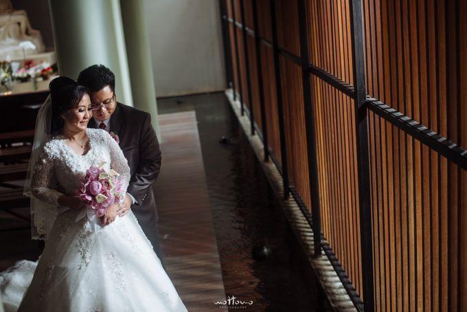 Paulus & Maria Wedding by Artinie - 017