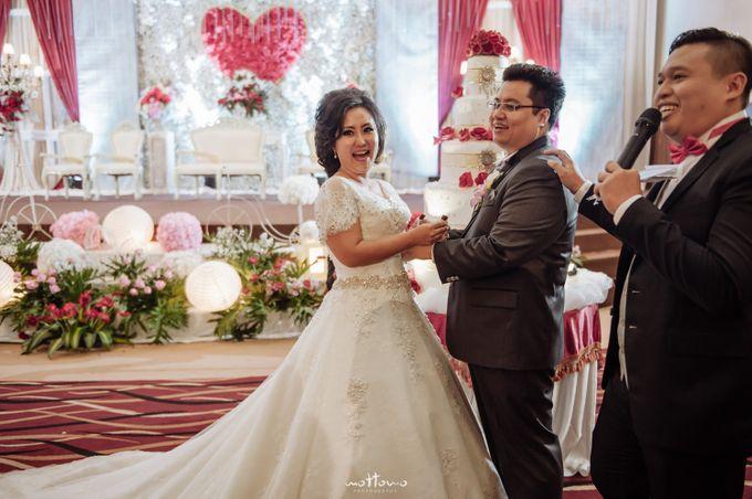 Paulus & Maria Wedding by Artinie - 020