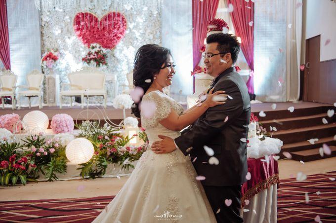 Paulus & Maria Wedding by Artinie - 021