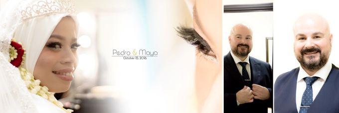The Wedding Day of Pedro & Maya by My Creation Art - 010