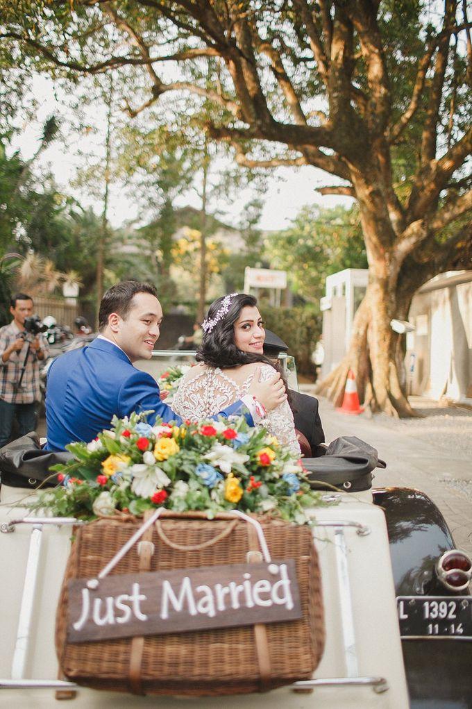 Bandung Wedding by Antijitters Photo - 031