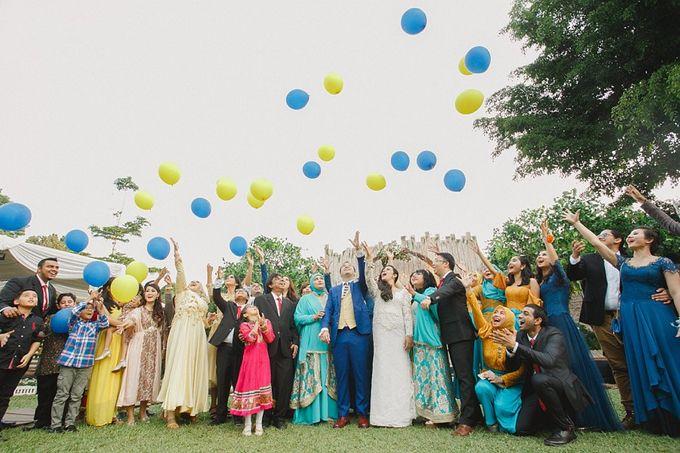 Bandung Wedding by Antijitters Photo - 036