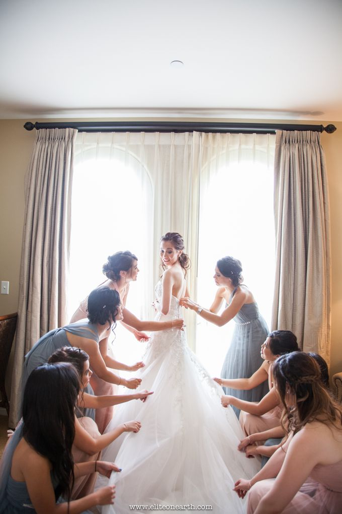 Rancho Palos Verdes Wedding by EliteOnEarth Photography - 004