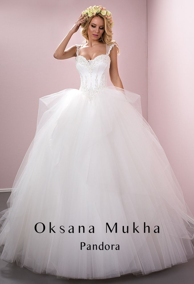Preview Wedding Collection 2017 by OKSANA MUKHA - 033