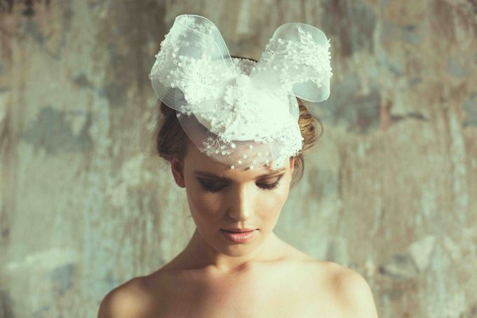 Millinery Collection by Alana Aoun - 012