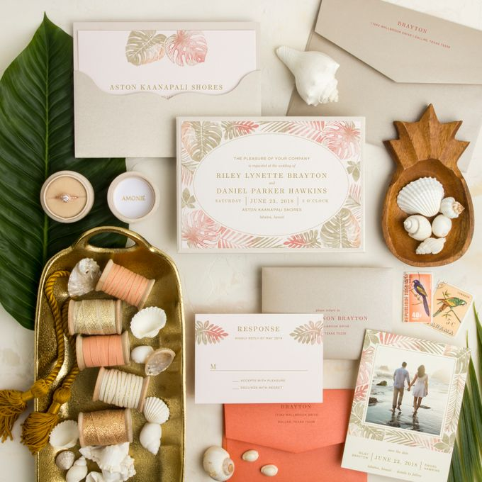New Wedding Designs by Paper Pressed  - 004