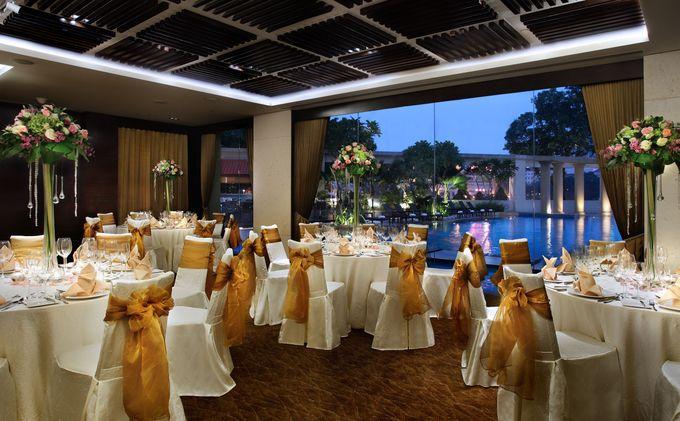 Park Hotel Clarke Quay Wedding in Van Fleef by Park Hotel Clarke Quay - 001