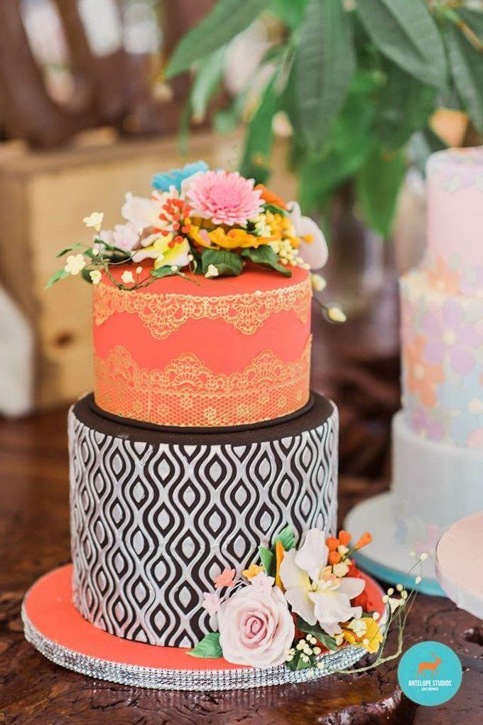 Wedding Cake Rental by Cakeinspiration  LPP - 004