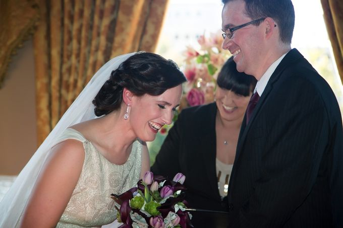 Lighthearted and modern wedding ceremonies by Camille Abbott - Marriage Celebrant - 009