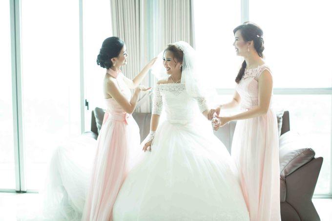 Wedding day by PerakMas Exclusive Wedding's Portfolio - 008