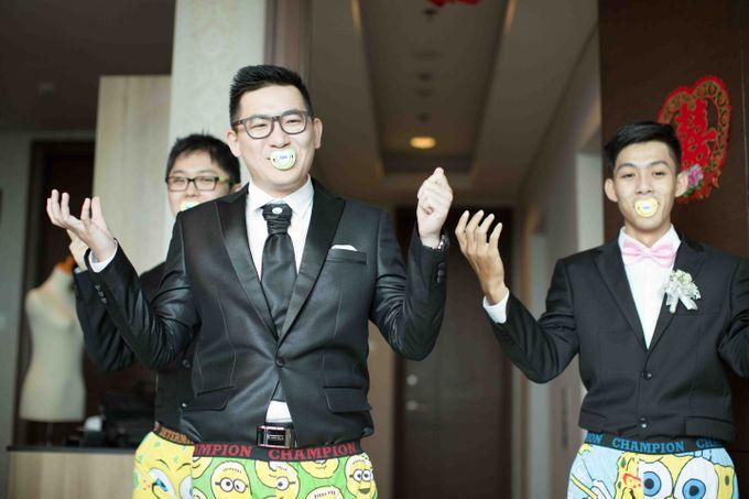 Wedding day by PerakMas Exclusive Wedding's Portfolio - 005