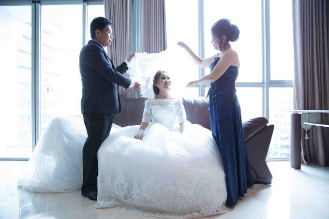 Wedding day by PerakMas Exclusive Wedding's Portfolio - 017