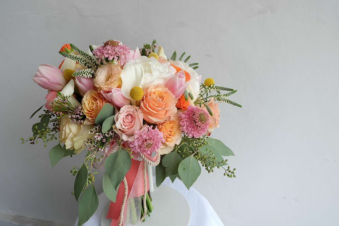 Garden Bouquet Collection by Il Fiore - 004