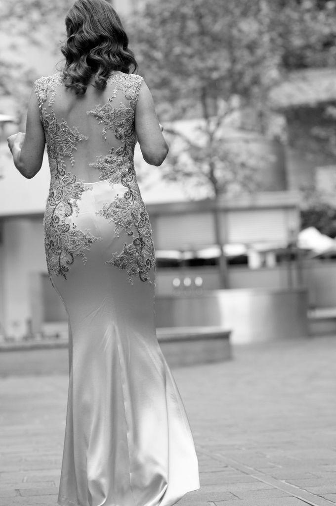 Modern Contemporary Wedding by SPARKLEBOX - 048