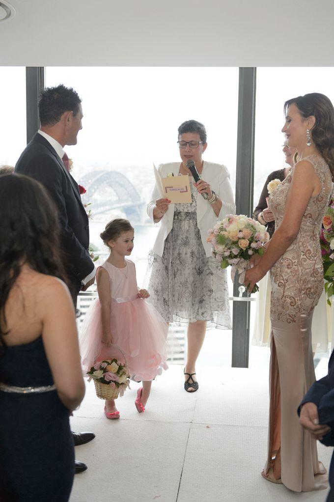 Modern Contemporary Wedding by SPARKLEBOX - 044