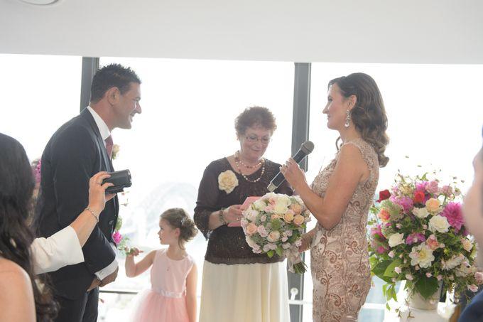 Modern Contemporary Wedding by SPARKLEBOX - 045