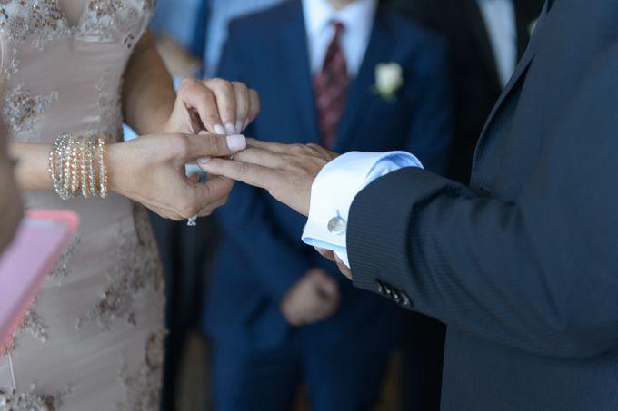 Modern Contemporary Wedding by SPARKLEBOX - 046