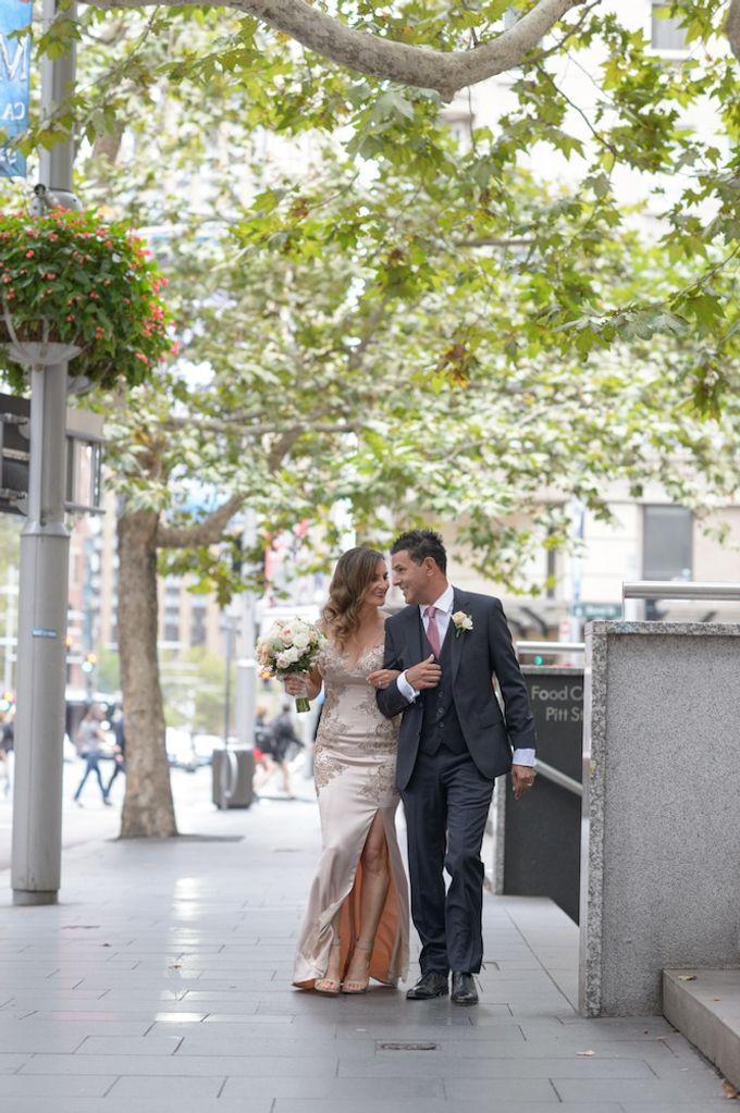 Modern Contemporary Wedding by SPARKLEBOX - 028