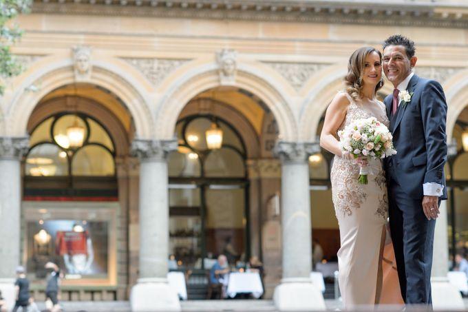 Modern Contemporary Wedding by SPARKLEBOX - 030